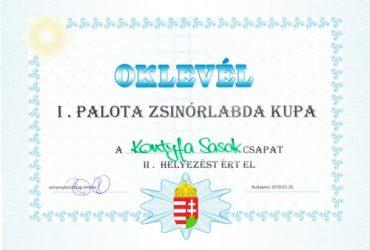 I. Palota Zsinórlabda Kupa